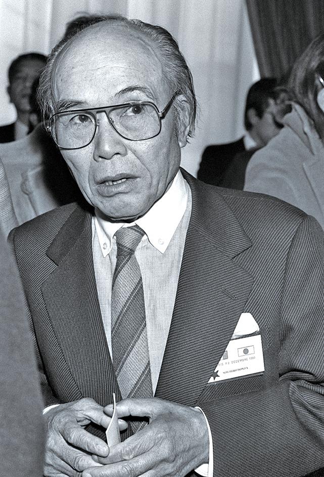 (Soichiro Honda)