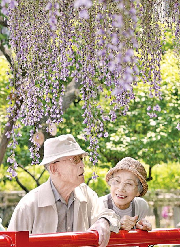 婚後應升起的智慧是寬容,是懂得感恩與惜福,一夜夫妻百日恩哩!(YOSHIKAZU TSUNO AFP Getty Images)