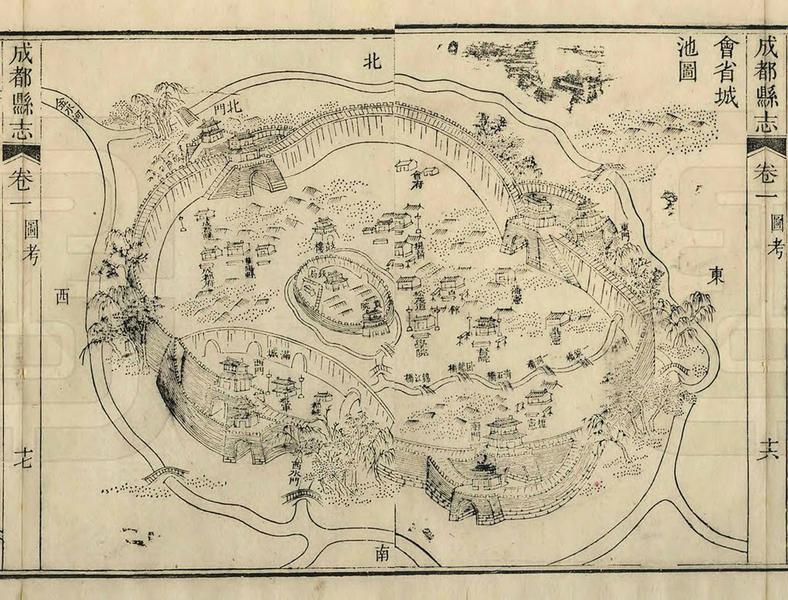 中華傳統文化之嘆 ——成都失去了甚麼