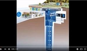 你敢挑戰嗎?世界最深泳池深40米 如無底洞