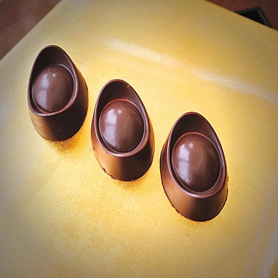 New year chocolate  新年主題朱古力