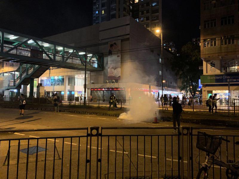 市民集會紀念元朗恐襲三個月