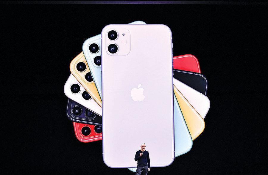蘋果料明年一季度推399美元iPhone