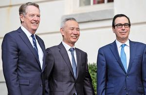 特朗普:中美貿易談判進展順利