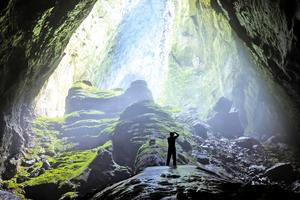 大自然的鬼斧神工! 神奇的洞穴(上)