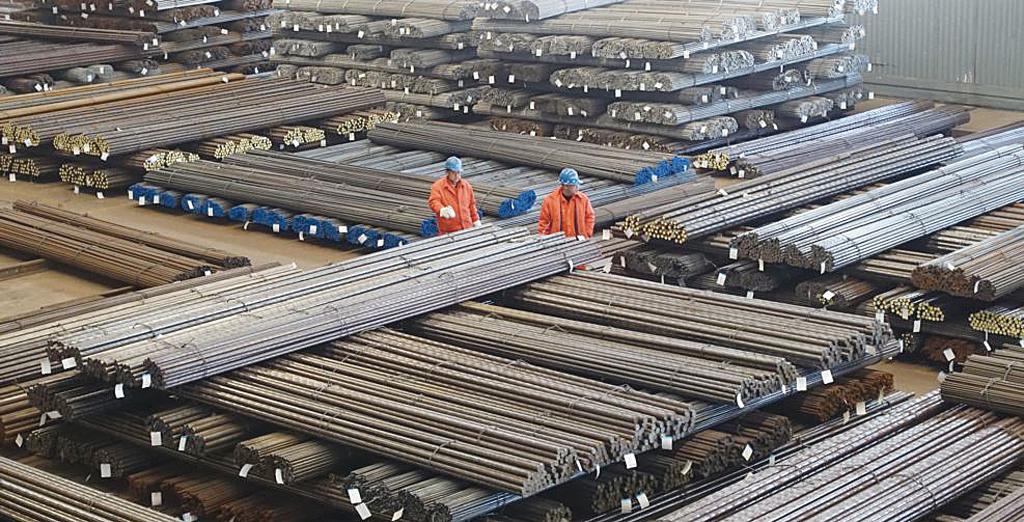 中共當局多次宣稱要化解產能過剩問題。但據陸媒報道,去年中國永久關閉的鋼鐵廠不及整體鋼鐵產能的2%。(網絡圖片)