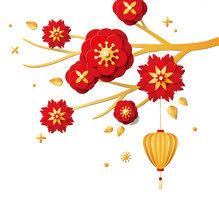 德國有個 大清朝 居民著古裝慶中國新年