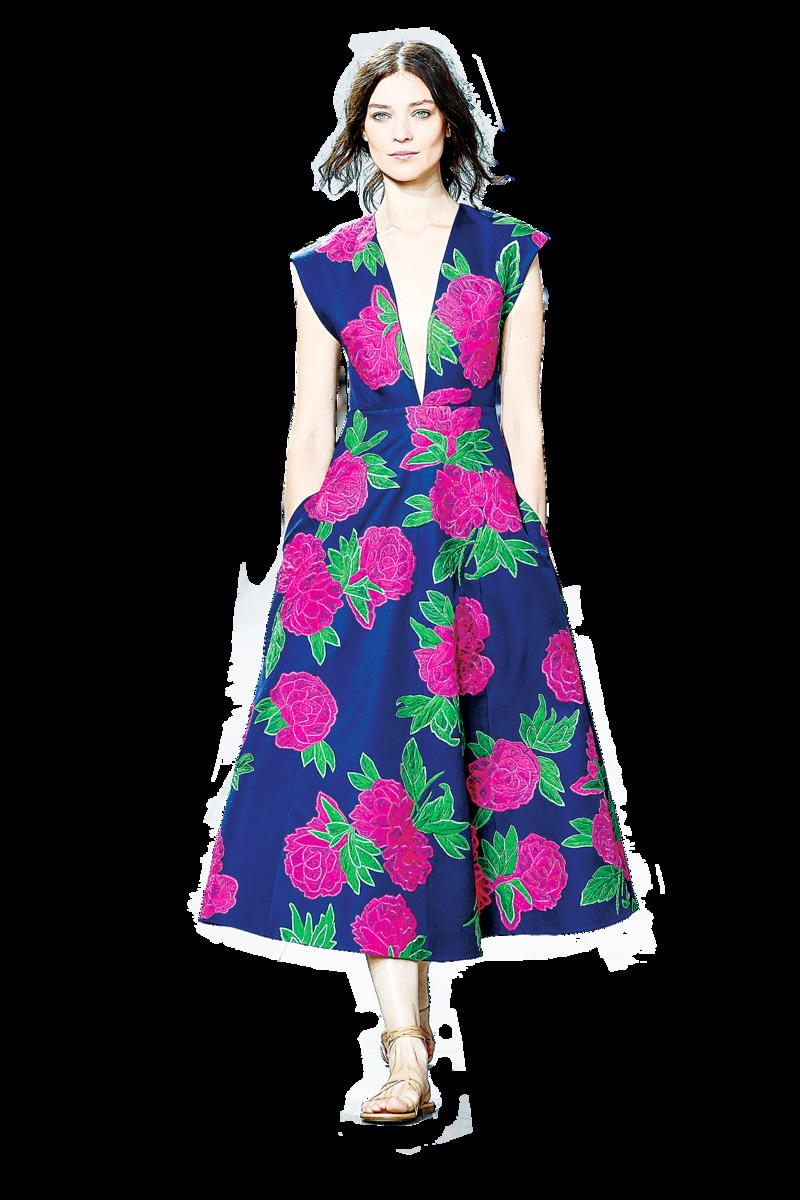 Michael Kors的產品時尚,穿著舒適,同時又是魅力與動感相互交織的縮影。近年來深得女士們的喜愛。圖/Getty Image