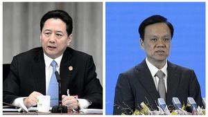 傳陳敏爾或調京入常委序列 李小鵬接任重慶市委書記