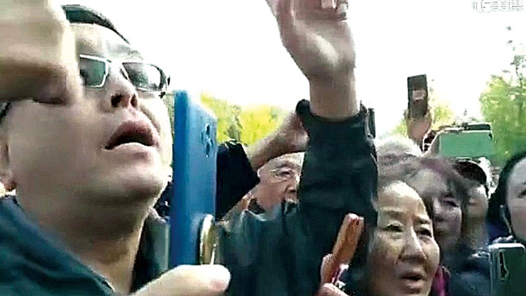 北京新招趕「中端人口」眾怒 合法變非法強圈地拒補償 業主:誓死不離開