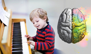 音樂療法:舒心益腦的好方法