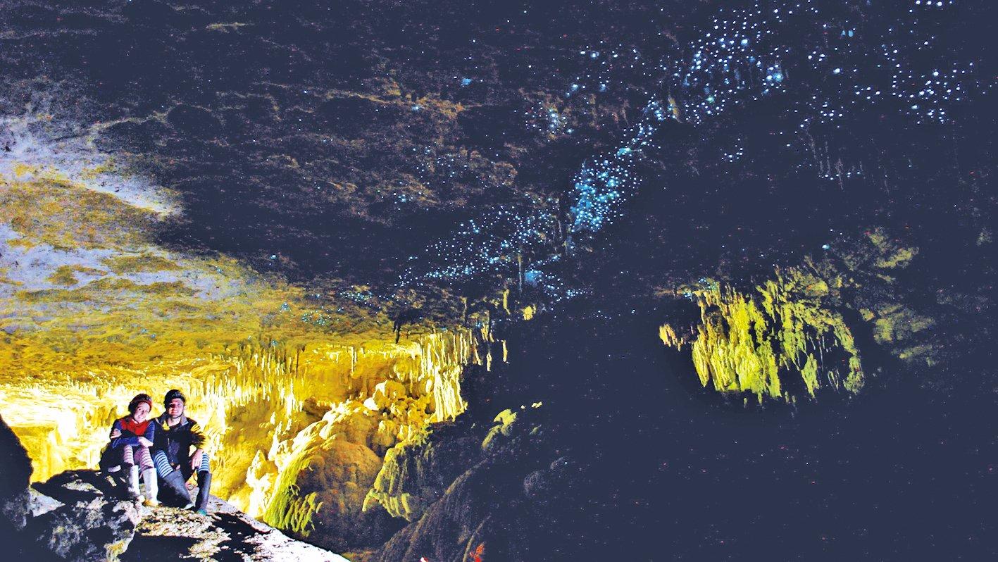 懷托摩洞穴