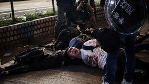 數千傷者不敢求醫 港醫悲嘆:抗爭者用性命換公義