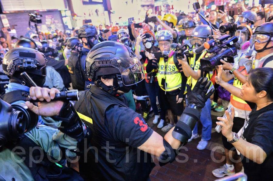 兩記協譴責警方妨礙新聞自由 要求政府制約警權