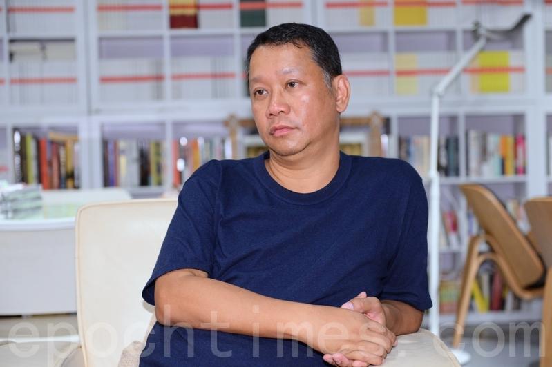 劉細良認為民建聯需要向香港人鞠躬謝罪,因為是他們使香港社會撕裂到如此地步。(宋碧龍/大紀元)