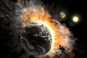 兩顆系外行星災難性對撞 對科學家有何啟示
