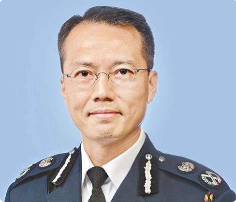 警務處強人劉業成未獲挽留離職 證實警隊將被整肅?