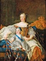 虔誠奉獻卻鮮為人知的法國王后瑪麗‧萊什琴斯卡