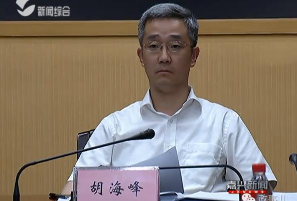 圖為中共前國家主席胡錦濤之子胡海峰。(網絡圖片)