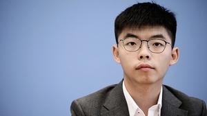 黃之鋒被取消參選資格:這是北京的死命令