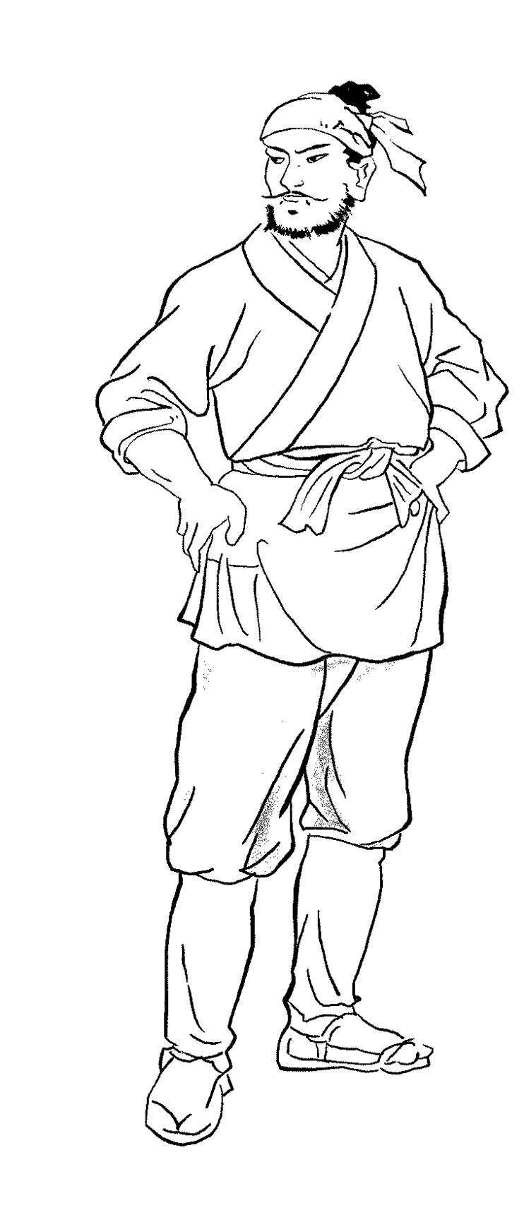 吳廣被立為張楚政權代理王。