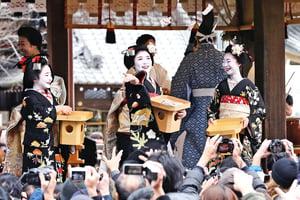 日本傳統節日 驅鬼招福的二月撒豆節