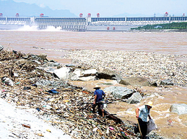 習抓長江生態  或追責三峽工程