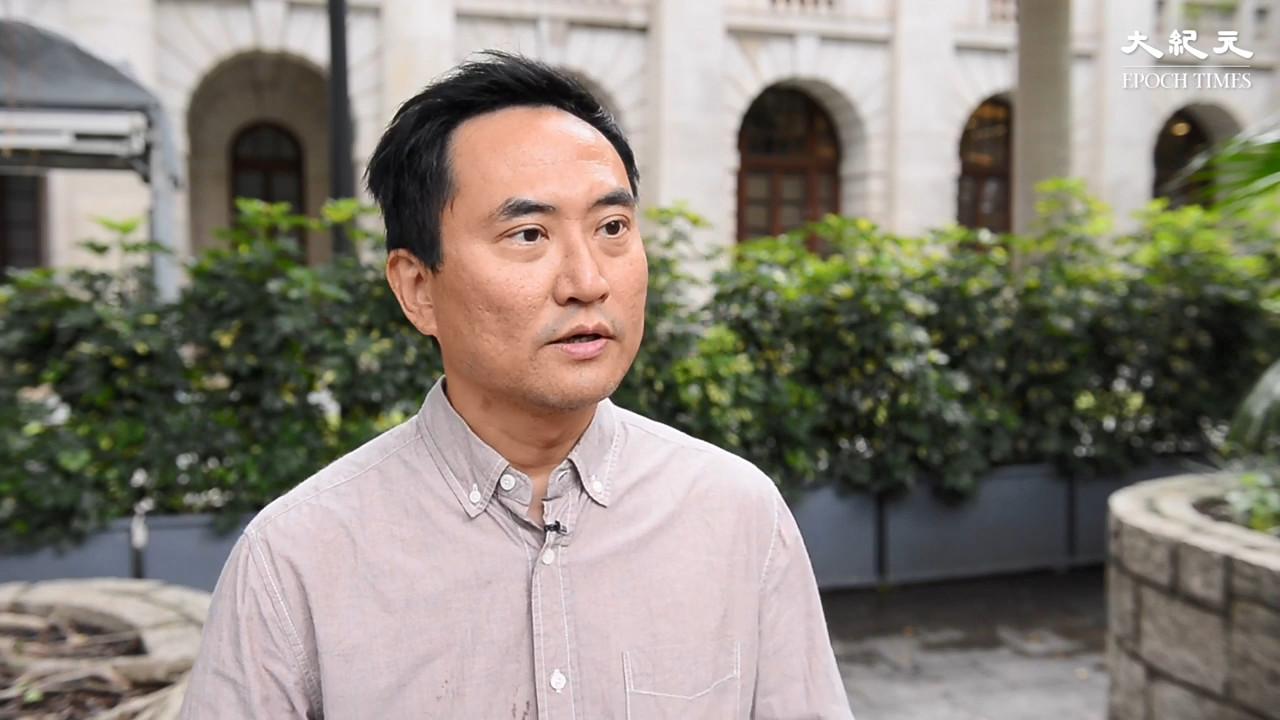居住在香港的中國問題專家、資深傳媒人以及網絡電台主持人方德豪先生近日接受了《大紀元》的專訪。(影片截圖)