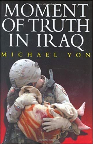 """""""Moment of truth in Iraq""""書封面(網絡圖片)"""