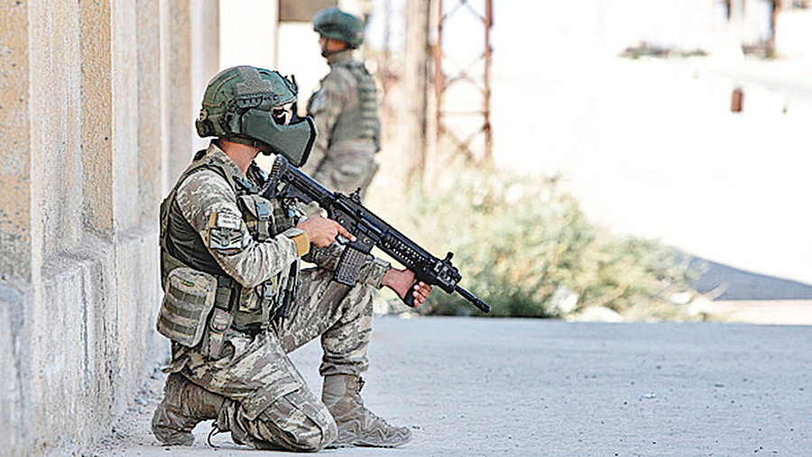 獵殺巴格達迪建功 揭密美國三角洲部隊