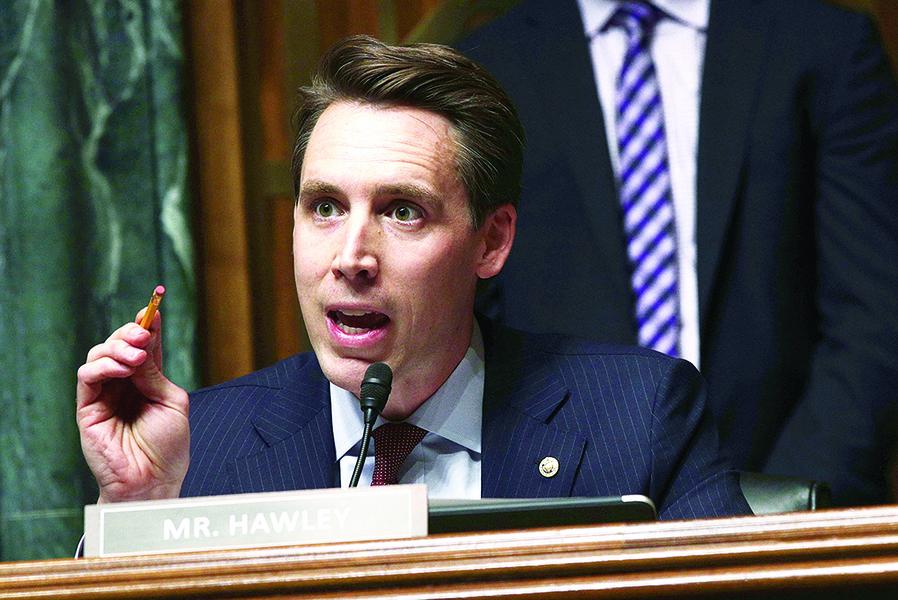 國會議員提法案打擊高校間諜