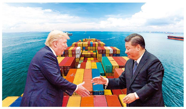 中美互釋簽約信號