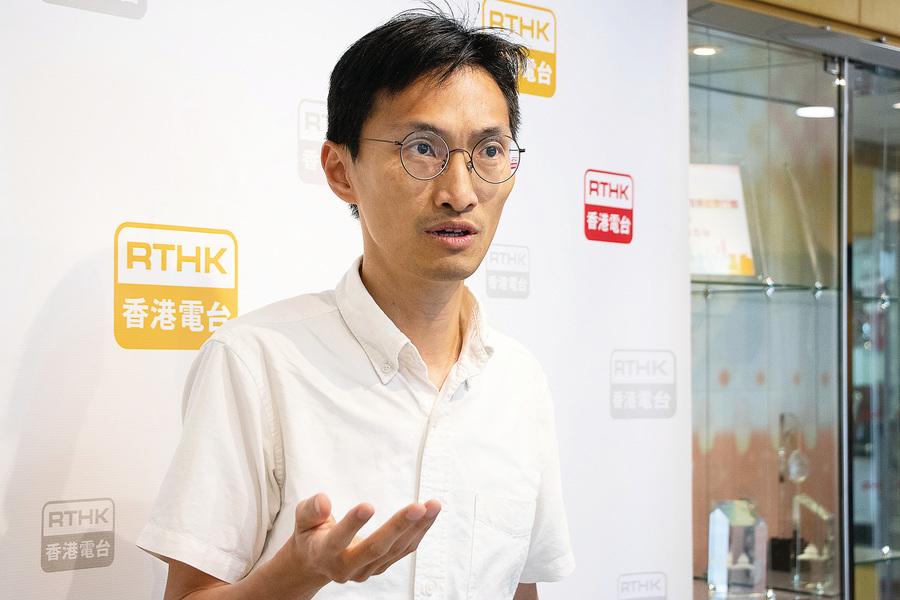 8日晚 朱凱廸等6名民主派議員被捕