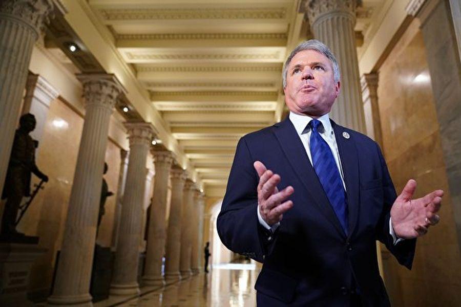 美國眾議院外交事務委員會資深成員邁克爾・麥考爾(Michael McCaul)。(MANDEL NGAN/AFP/Getty Images)