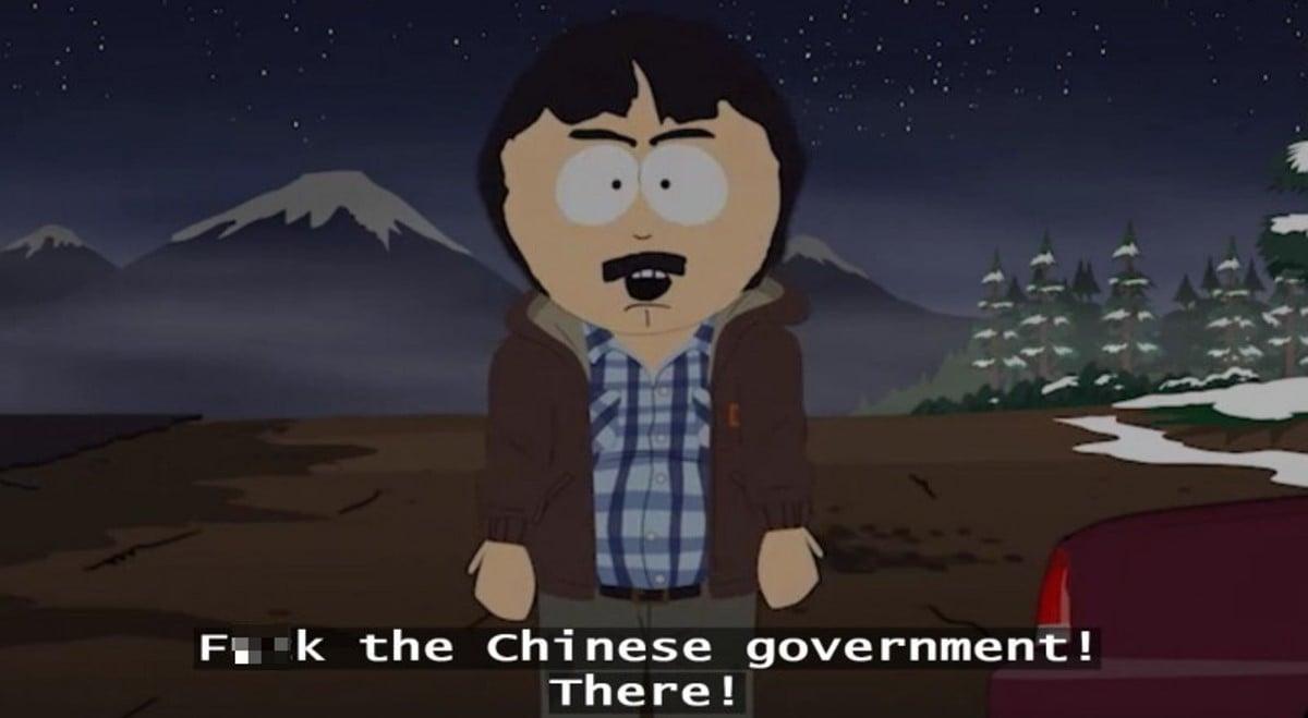 美國成人卡通《衰仔樂園》因諷刺中國人權狀況而遭中共政府封殺後,其最新的劇集仍然繼續對中共政府發起了猛烈炮轟。(圖片來源:《衰仔樂園》官網)