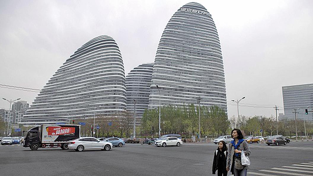 潘石屹要走? 八十億美元拋售中國辦公樓