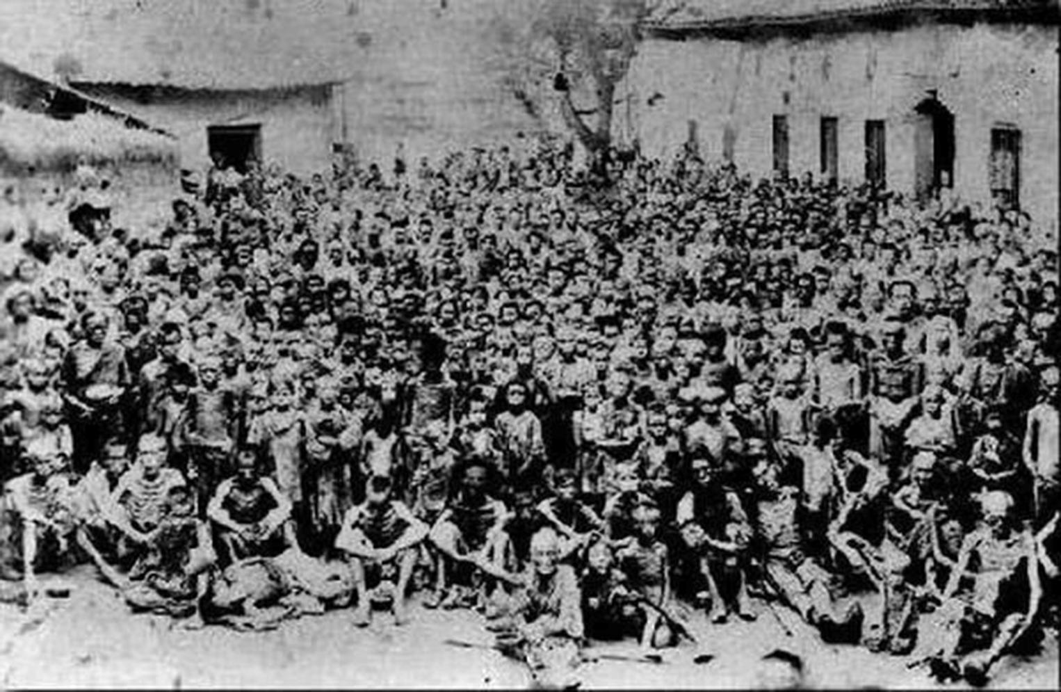1959年至1961年,中國餓死四千萬人,不是因為大饑荒,而是當政者人為因素造成的。(網絡圖片)