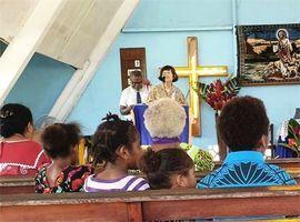 法輪功真相傳入太平洋熱帶島國瓦努阿圖