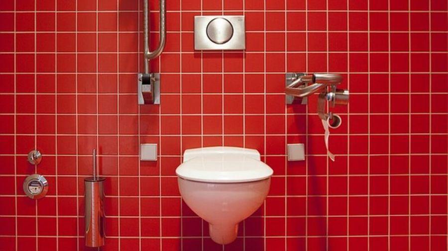 深圳智能公廁如廁前要掃碼付費。(pixabay)