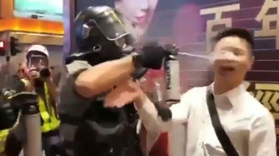 人權組織:警隊被縱容 警暴日趨嚴重