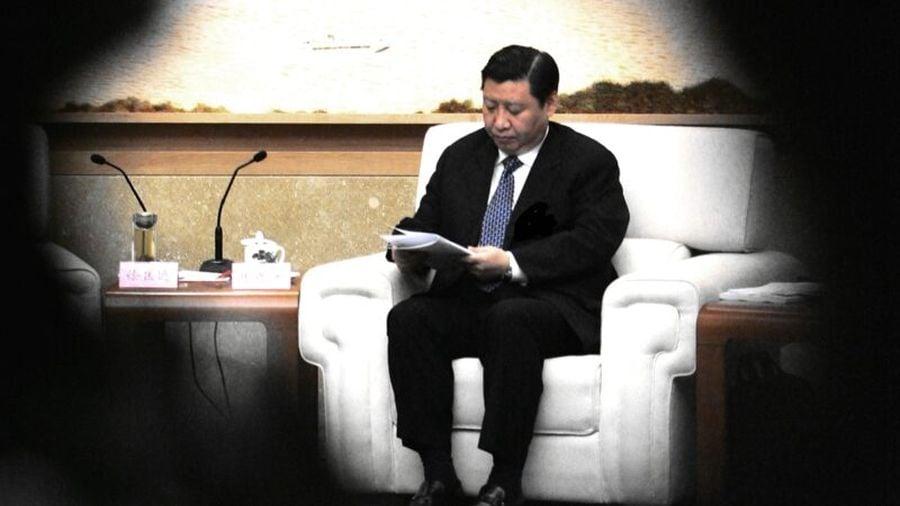 如今大權在握的習近平也有過一段絕望的日子。(Guang Niu/Getty Images)