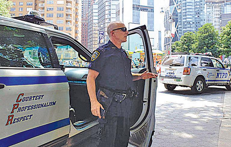 達拉斯案後  美多地連發襲警事件