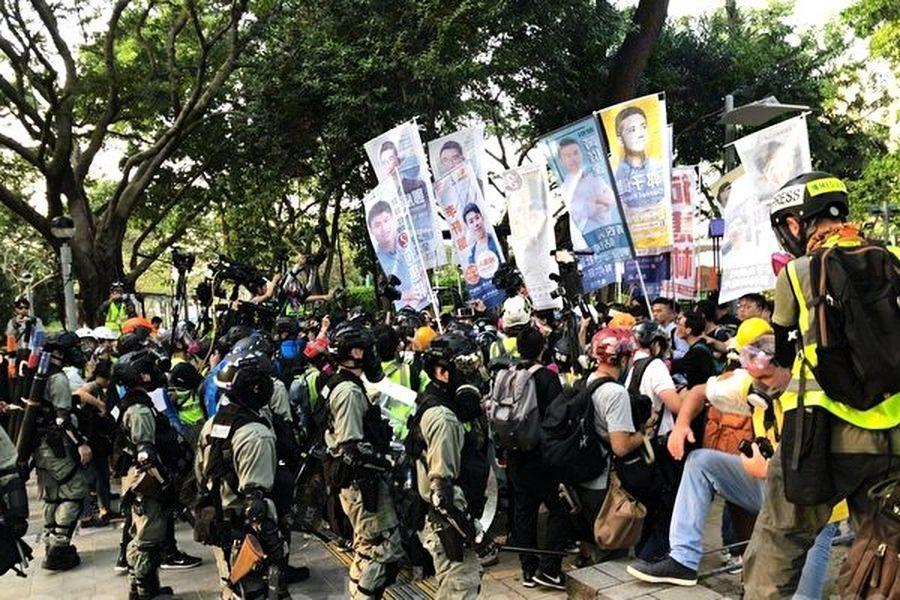 不同族裔香港人:撐香港 守護香港