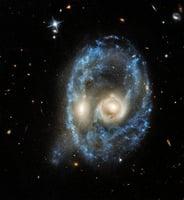 宇宙也過萬聖節?  NASA拍到一張奇特圖片