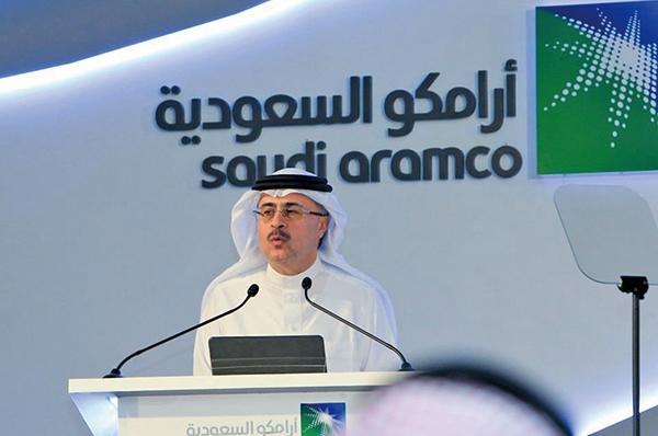 2019年11月3日,沙特阿拉伯資本市場局(CMA)宣佈,允許國營能源巨擘沙特阿美石油公司在國內股市上市。(Getty Images)