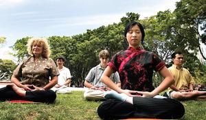 研究:打坐者易控制深層意識
