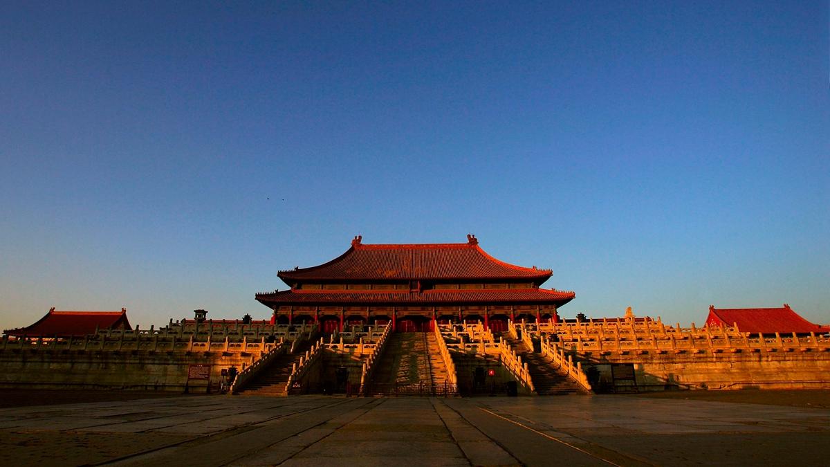 翻看歷史發現,中共的現狀與大清朝滅亡前的景象驚人相似。(Guang Niu/Getty Images)