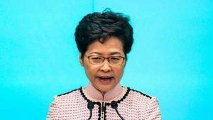 撤換傳言不止 韓正周三公開見林鄭料談香港