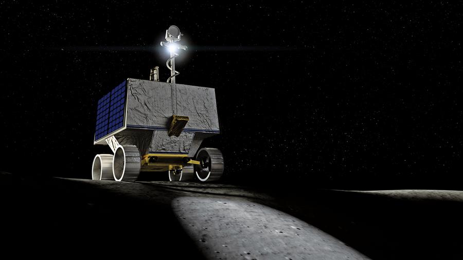 NASA擬2022年送機器人上月球