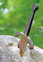 波斯尼亞石頭中拔出700歲